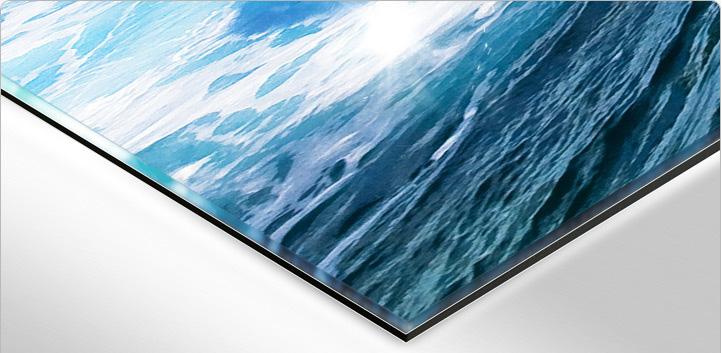 photo plexi vos photos sous verre acrylique posterxxl. Black Bedroom Furniture Sets. Home Design Ideas